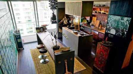 这个美国人住上海4000万豪宅 狂喷宜家和淘宝 54
