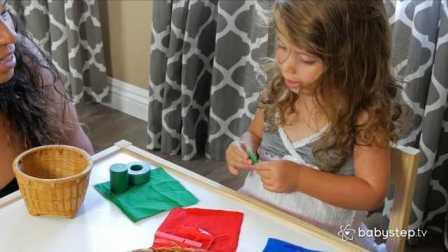 Babystep 通过色彩匹配游戏来学会辨认颜色深浅