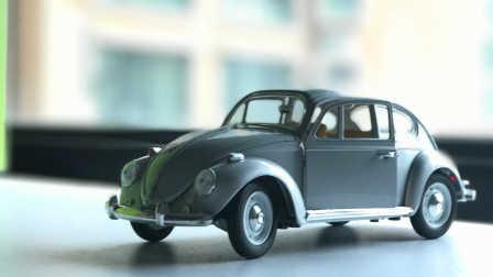 第14期每周福利:精美的老爷车车模大奖是TA拿走了-蜗牛车志