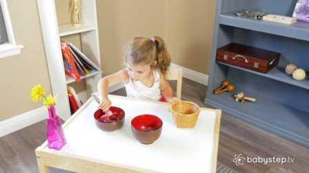 Babystep 为孩子日后学用铅笔打基础