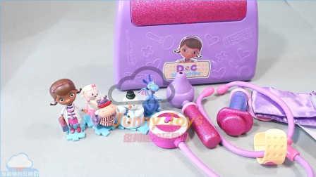 玩具小医生 小医师大玩偶 婴儿娃娃医生工具包医院 小企鹅波鲁鲁 救护车玩具 和 小豆子玩厨房 美国韩国超人气玩具大全 【 俊和他的玩具们 】