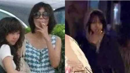 【大话娱乐圈】那些当场抽烟被抓包的女星