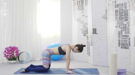 腰背损伤,中医学瑜伽还是瑜伽学中医!