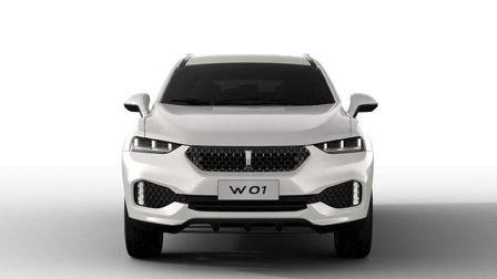 「汽车V报」长城WEY首款量产车VV6曝光,众泰大迈X7上市10.49万起售-20170322