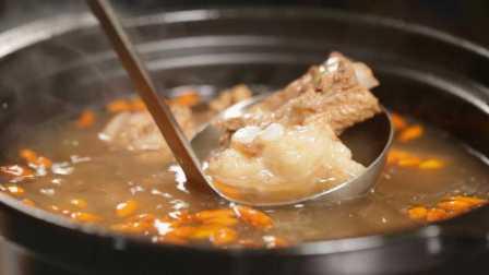 """名厨教你做养生佳品""""普洱排骨汤"""""""