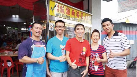 听马来华人讲述下南洋的故事 36