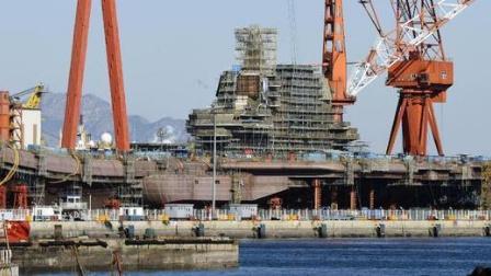 中国第二艘国产航母下水时间终于曝光,看看这次有什么新变化