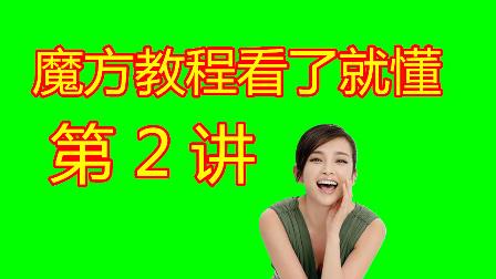 魔方教程零基础002.mp4