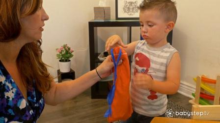 Babystep 神秘口袋
