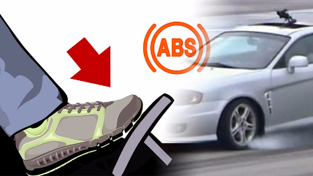 ABS的谬论真不少《安全相对论》第10期-五号车论