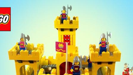 Lego乐高迪士尼米奇城 小火车去哪儿了