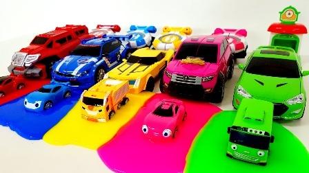 粘液变形金刚 公交车 (小巴士卡通高清 ),吉普车,警车,轿车,跑车 龙威 猎车兽魂三宝自动  巴士玩具小巴士