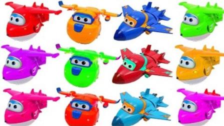 超级飞侠3 乐迪变形机器人玩具家族
