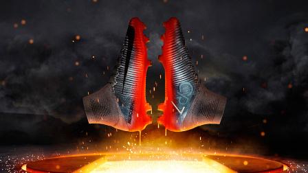 耐克推出CR7足球鞋系列第四章:Forged for Greatness