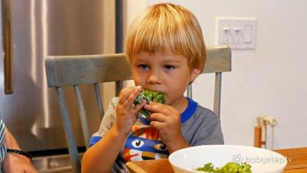 Babystep 勇敢尝试新食物