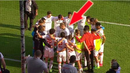 德甲保级队球迷跳下看台训话球队 这事如果发生在中超会怎样?