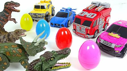 最强战士 迷你特工队 魔幻车神 变形金刚 汽车 变形金刚 奴才玩具 学习颜色与玩具 流行玩具汽车变压器 惊喜鸡蛋 恐龙和佩佩猪 粉红猪小妹全集玩具 动漫恐龙世界