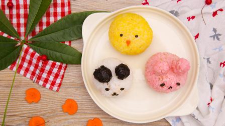 太阳猫早餐 第一季 第281集 恶意卖萌的小饭团 281