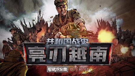 第6期:共和国战史—亮刃越南