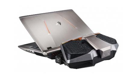 【笔吧评测室】笔记本也能上水冷?华硕ROG GX800测评