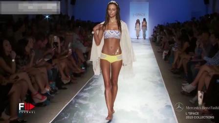 L SPACE 迈阿密时装周泳装秀 时尚频道250
