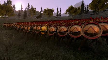 【舍长制造】斯巴达300勇士?这不是斯巴达!—史诗战争模拟器.mp4