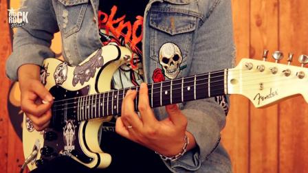 王君趣味电吉他教学No.1《双龙复仇记》