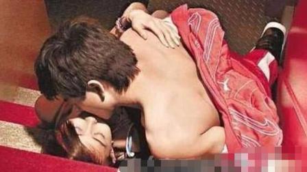 张一山杨紫狂吻图片曝光 两人互撩后为什么没在一起