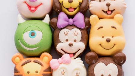莫夫教室—蛋糕,甜品两用模具之卡通世界制作流程.mp4