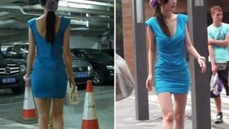 李小璐遭偷拍裙底视频流出长达10分钟