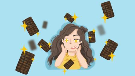 吃黑巧克力能减肥?你们这群嘴馋胖子真能骗自己!