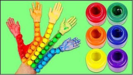咩咩趣 涂手指学习颜色