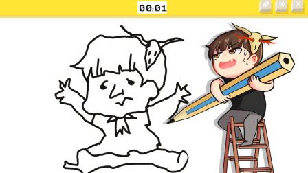 【风笑试玩】和AI斗智斗勇的你画我猜丨Quick Draw 试玩
