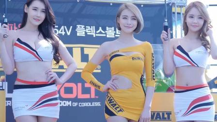2017.4.14韩国美女车展