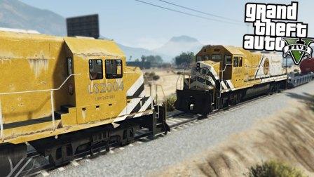 亚当熊 火车撞上火车会发生什么?趣味测试