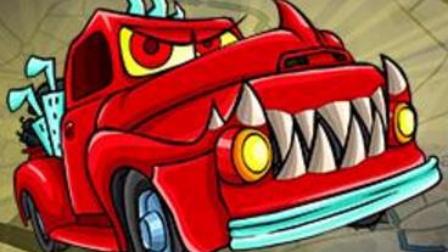 大卡车吃小汽车 汽车追逐战2全通关流程解说手机游戏亲子敏捷小游戏01