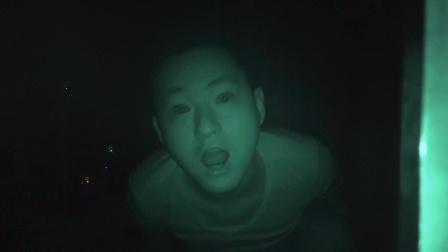 不作会死 2017:凌晨两点作死藏到柜子里面拍摄房间居然真的拍摄到了我自己的分身 50        9.1