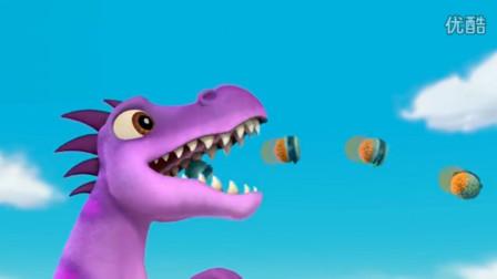 恐龙总动员 恐龙乐园 恐龙当家 恐龙动画片 恐龙玩具视频 侏罗纪世界儿童卡通18