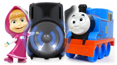 托马斯和他的朋友 托马斯火车玩具舞蹈剪辑拖车