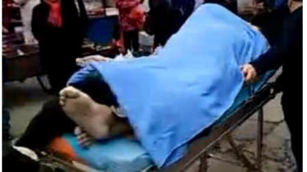 六旬老人尋歡猝死拔不出來,竟然和失足女一起送醫搶救