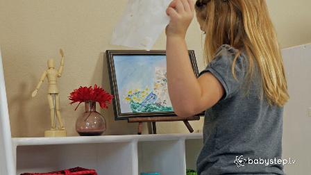 babystep 分享|4-5岁孩子空间整理小妙招