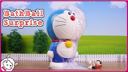 亲子玩具拆箱哆啦A梦系列 177