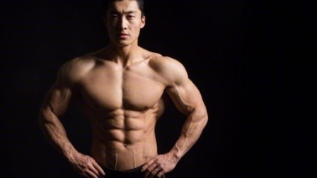 IFBB吴龙-打造巨大撕裂胸肌预览 之胸部篇