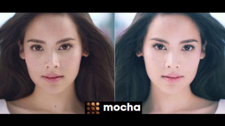 【AE教程】在Mocha Pro中去除美女脸上的痣