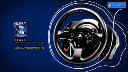 Thrustmaster T300RS (PS4)手刹DIY