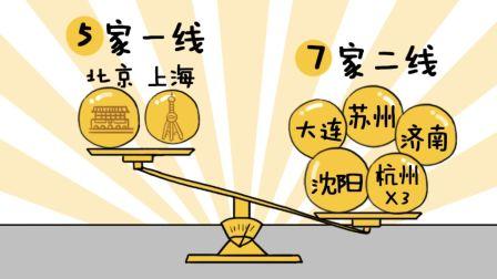 逃离了北上广,去哪些二线城市能赚一线的钱?