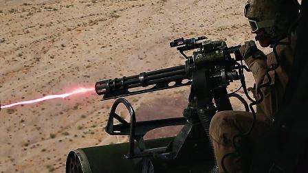 美国海军陆战队UH-1Y毒液直升机-对地火力支援训练