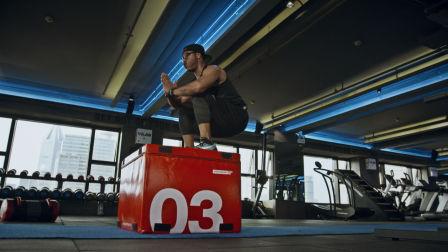 超虐的高强度健身动作,挑战你的身体极限!