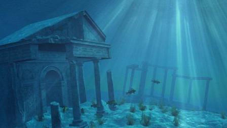神秘的失落之城:亚特兰蒂斯
