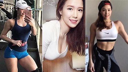 颜值身材双担当!韩国健身芭比爆照 这姑娘您打几分?